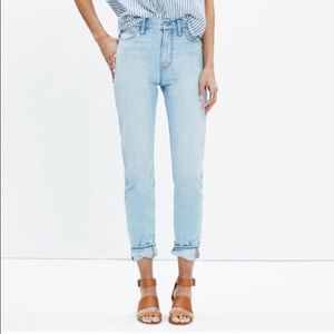 Madewell Perfect Summer Blue Jean